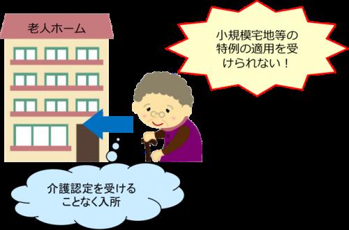 小規模宅地等の特例の適用 2